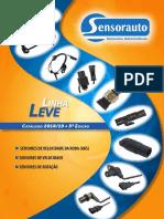 Sensorauto catalogo-linha-leve