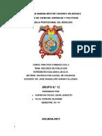 GRUPO Nº.12RECURSO DE APELACION-