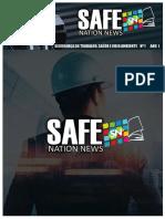 Safenation News Primeira Edição