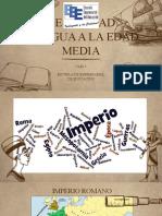 DIAPOSITIVAS, PASO DE LA EDAD ANTIGUA A LA MODERNA CLEI 3 [Autoguardado]