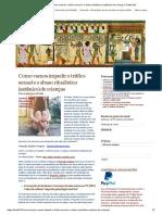 Como vamos impedir o tráfico sexuale o abuso ritualístico (satânico) de crianças _ Thoth3126