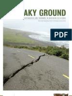 CEA--'Living On Shaky Ground' Magazine--'No. Calif. Edition'--on 'CEA' website--2010