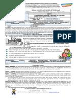 Guia 7 y 8 de Aprendizaje Significativo Grado 6 Policarpa