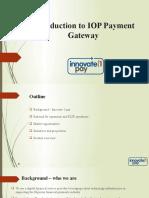 BUSINESS CASE FOR A PSSP IOP V4(1)