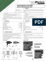 Delta-P Presostato Aceite Frascold