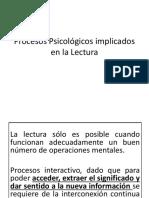 Procesos Psicolgicos implicados en la Lectura.pptx 2017
