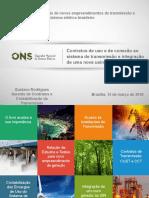 ONS - Seminário Implantacao e Integracao Transmissao e Geracao_ONS_Gustavo
