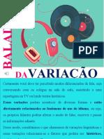 BALADÃO DA VARIAÇÃO LINGUISTICA COM MÚSICA