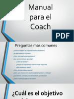 Manual para el coaching académico
