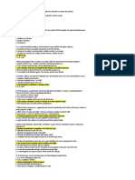 AP Bio Chapter 39 Study Test