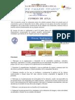 CONSEJO DE AULA