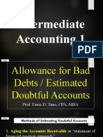 Module 2b Allowance for Bad Debts