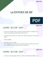 BP- Questões (26.02.21)