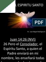 Año Del Espiritu Santo Vigilia