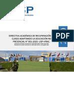 Directiva Academica Enp 001 2020 Virac 21.09.20 Actualizada