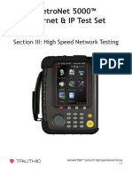 MetroNet 5000 Manual Section III All Chapters