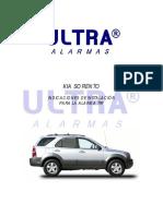 Instalacion Alarma KIA Sorento