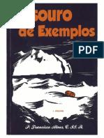 Pe Francisco Alves_CSsR_Tesouro de Exemplos I