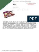 Printable View - PCChips P43G V1.0 Intel G31 Motherboard - Www.ascendtech.us