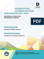 Modul SMA KK D Rev.1-Geometri Dan Irisan Krucut