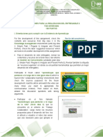 Guía de orientaciones entregable 2 - The interview assignment - Ciclo VI