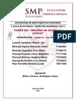 Informe 3 - Grupo 6 - Bioestadística Seminario