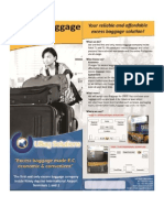 UBag Solutions - Flyer