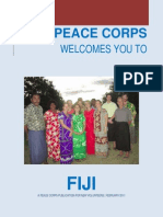Peace Corps Fiji Welcome Book February 2011