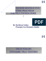High Strain Pile Dynamic Analysis RAVIKIRAN - PART 3