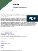 H P Blavatsky - The Secret Doctrine