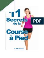 eBook 11 Secrets de Course a Pied