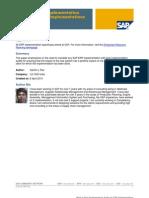 Post Imp Audit