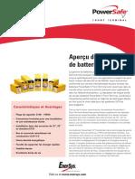 PowerSafe v FT Range Summary (FR VFT RS 018)