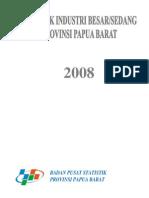 Statistik Industri Besar Sedang Prov. Papua Barat 2008.pdf