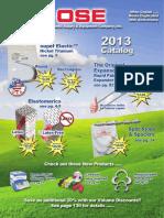 2013 OSE Catalog