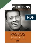 Baixar Passos de Gigante Livro Grátis (PDF EPub Mp3) - Tony Robbins