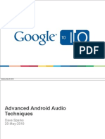 android-audio-techniques
