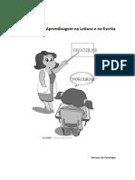 panfleto Dislexia