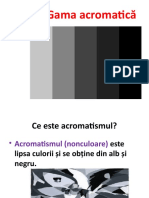 acromatic