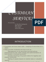 Final Custodian Services