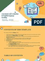 English Vocabulary Workshop _ by Slidesgo