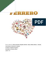 18.11. PROIECT FERRERO WORD