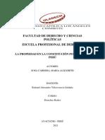 CONSTITUCIÓN DEL ARTÍCULO 70-73-T2