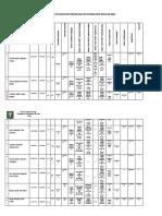 NOMINA 2021 Liceo Comercial Haidi Zarate CON EXCEDENTES