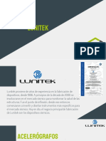 Instrumentación Sísmica - Lunitek