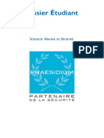 Dossier Eleve Praesidium Outsider Semaine 1