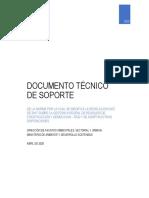 DTS Mod RES 472 2017 RCD OAJsept17 Documento técnico soporte modificación