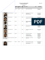 Booking Report 4-6-2021