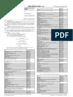 Portaria Interministerial n° 9 de 07 de outubro de2014 - LINACH