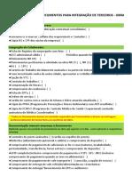 Doc Obrigatórios Empreiteiros Obras - LOG